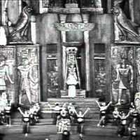 Possente Fthà... Sacred Dance; Mortal, diletto ai Numi... Nume custode e vindice (Aida.1966)
