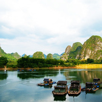 A Li-folyó a világ egyik természeti misztériuma és csodája