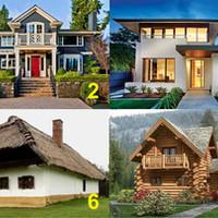 A ház a lelked tükre - ezt az alábbi teszt megerősítheti :)