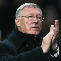Elbucsúztata a csapat Sir Alex Fergusont