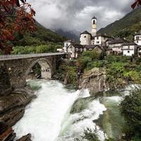 Martina Bisaz bámulatos fotói Svájcról