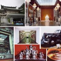Kim Dzsong-Il múzeuma és titkos alagútja