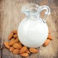 Növényi tejek