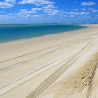 A világ legnagyobb homokozója : Fraser sziget. Brisbane-től (Australia) északra