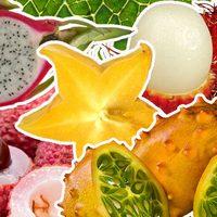 Ismered ezeket a gyümölcsöket?