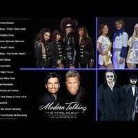 Best Songs Of ♫ Abba, Modern Talking, Boney M, Bee Gees