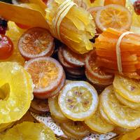 Kandírozott gyümölcs készítés házilag