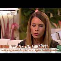 Baukó Éva: Engem sajnos nem molesztált senki