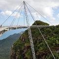 Malajziában ez a híd 700méter magasban, az