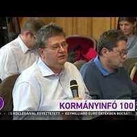 A 100. Kormányinfó - Újságírói kérdések 2017.10.05.