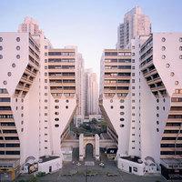 Párizsi lakóépületek