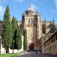 A misztikus salamanca cathedrális Spanyololszágban