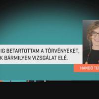 Hvg: Visszaszólt Handónak a nemzetközi vizsgálóbizottság