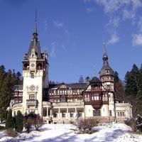 Peleş kastély, Románia