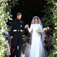 2018.05.19.-én a királyi esküvőn, Meghan Markle és Hary herceg 12 órakor kimondta az