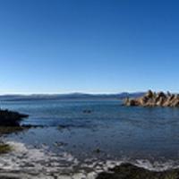 A Sierra Nevada különleges tava:  Mono-tó