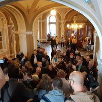 Győrben fél évg a Fidesz az úr?! Alakulóülés videó