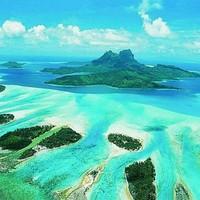 Híres szigetek - melyek sülyednek!