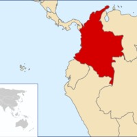 Kolumbia - melynek partjait az Atlanti- és a Csendes-óceán is mossa...