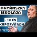 """Vidnyánszky iskolája - 10 év Kaposváron + """"Nálunk zajlott ideológiai nevelés - nem az SZFE-n!"""" - Most mi lesz Kaposvárral?"""