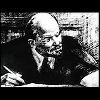 Lenin igazi arca + pénzelése