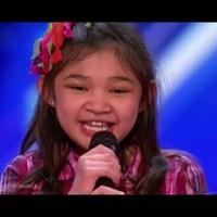 A kilencéves Angelica az America's Got Talent legújabb szupersztárja
