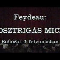 OSZTRIGÁS MICI - Budapesti Kamaraszínház