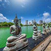 A könnycsepp alakú sziget: Sri Lanka
