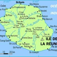 Spanyol szigetek /Baleár-szigetek, Kanári-szigetek/, Pápua Új-Guinea szigetei, Az Indiai-ócean szigetei /Mauritius, Réunion, Seychelle-szigetek/