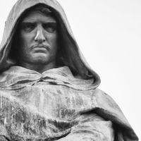 1548-ban született: Giordano Bruno
