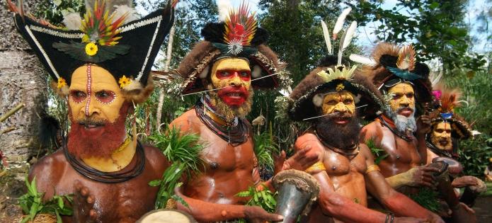 Pápua Új- Guinea, a rejtélyek világa