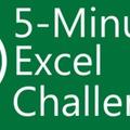 EXCEL kihívás és verseny - egy ütős Dashboardért akár egy XBOX ONE!