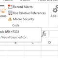 Interakció a felhasználóval Excelben UserForm segítségével