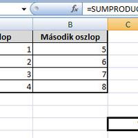 Kiaknázatlan kincsek rejtőznek Excelünk mélyén - szorzunk, összeadunk egy óriási listában
