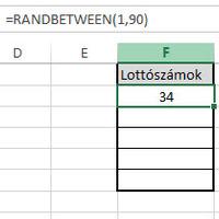Excel-elmélkedőknek és időmilliomosoknak: a RANDBETWEEN duplikációk eliminálása