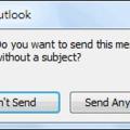 Néhány Outlook-gondolat avagy a kikapcsolhatatlan funkció története