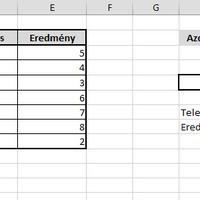 Kényszerítsük a VLOOKUP függvényt a megfelelő formátum kiválasztására
