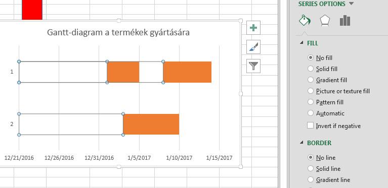 Esemenyek Feladatok Csoportositasa Egy Savba Gantt Diagramon Office Guru