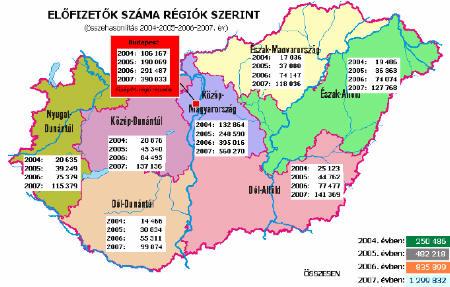 upc lefedettség magyarország térkép Szélessávú interelérés helyzete Magyarországon   offline  upc lefedettség magyarország térkép