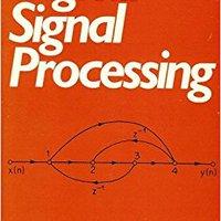 Digital Signal Processing Book Pdf