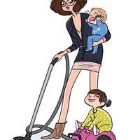 Takarítási útmutató Anyuciknak és Apuciknak vendégvárás előttre