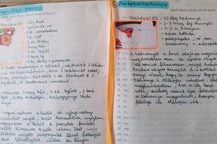 A szakácskönyvem