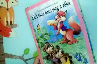 Kolozsvári Grandpierre Emil: A két kicsi bocs meg a róka