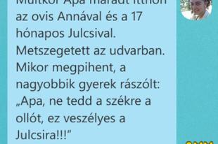 Merítés az elmúlt évek legjobb gyerekes üzijeiből