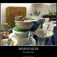 Nincs mosogatás!