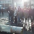Pályaorientációs nap a Fővárosi Csatornázási Művek telephelyén