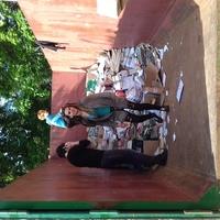 Iskolai papírgyűjtés