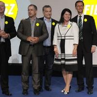 Arculatot vált a Fidesz
