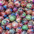Nyuszis mesék húsvétra - Tojásfestés - bökkenőkkel