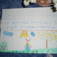 Írjunk levelet a húsvéti nyuszinak!